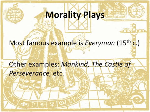 Faustus and the Morality Play Tradition