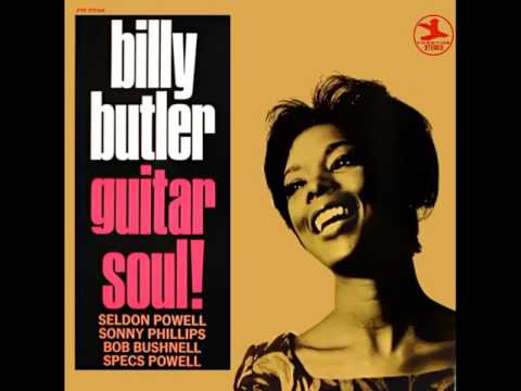 Billy Butler - Seven Come Eleven