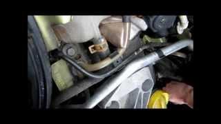 nettoyage vanne EGR moteur Renault 1.5 DCI (method to clean EGR valve) partie 3 sur 3