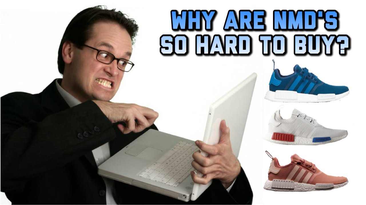 09fd482f0d00 Why Are The adidas NMD So Hard To Buy  - YouTube