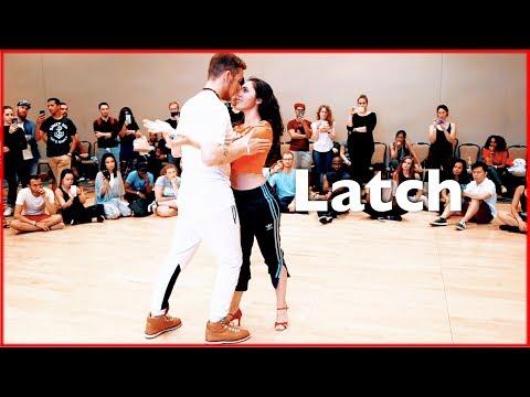 Disclosure - Latch - Sam Smith - Uncle Jed | Zouk Dance | Bruno Galhardo & Raiza Previato | DC Zouk