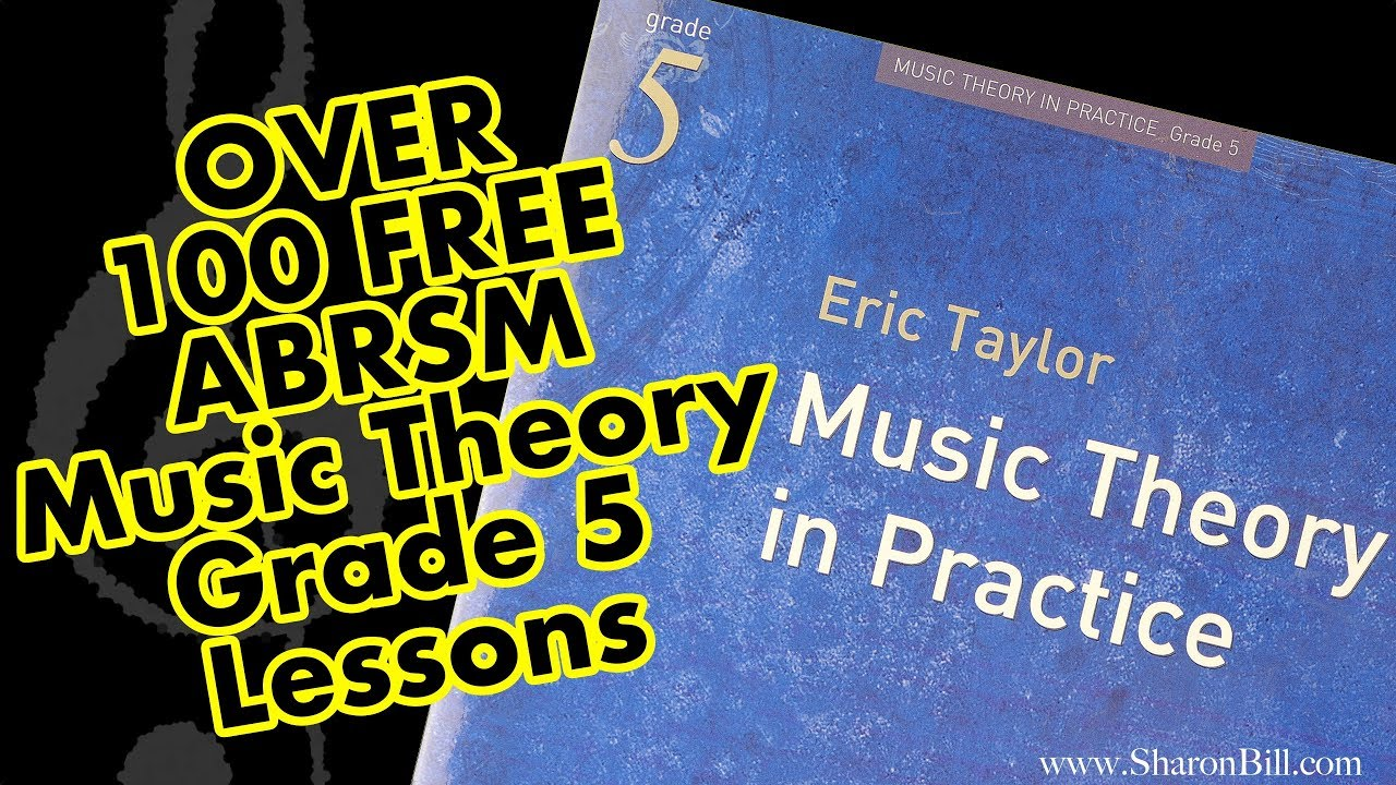 Instruction Books & Media Music Theory In Practice Abrsm Grade 5 Exam By Eric Taylor Music Theory