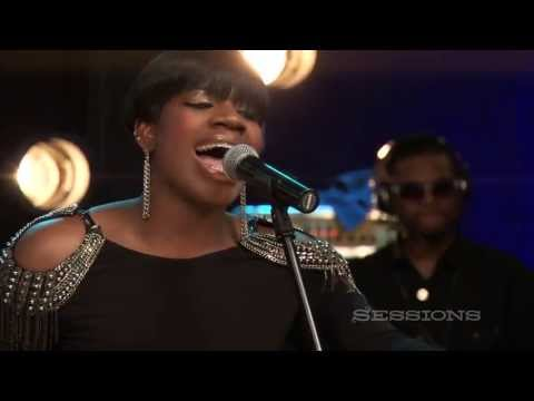 Fantasia - Even Angels (AOL Music Sessions) 2010 HD