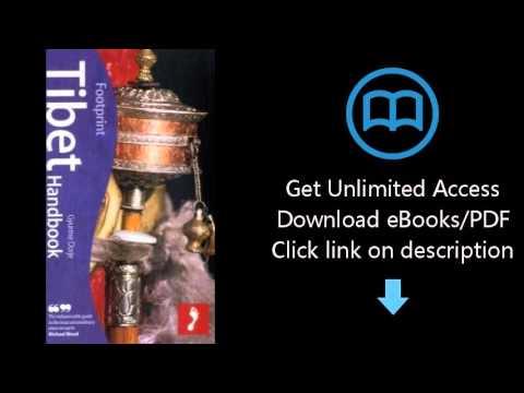 Tibet: Tread Your Own Path (Footprint Tibet Handbook)