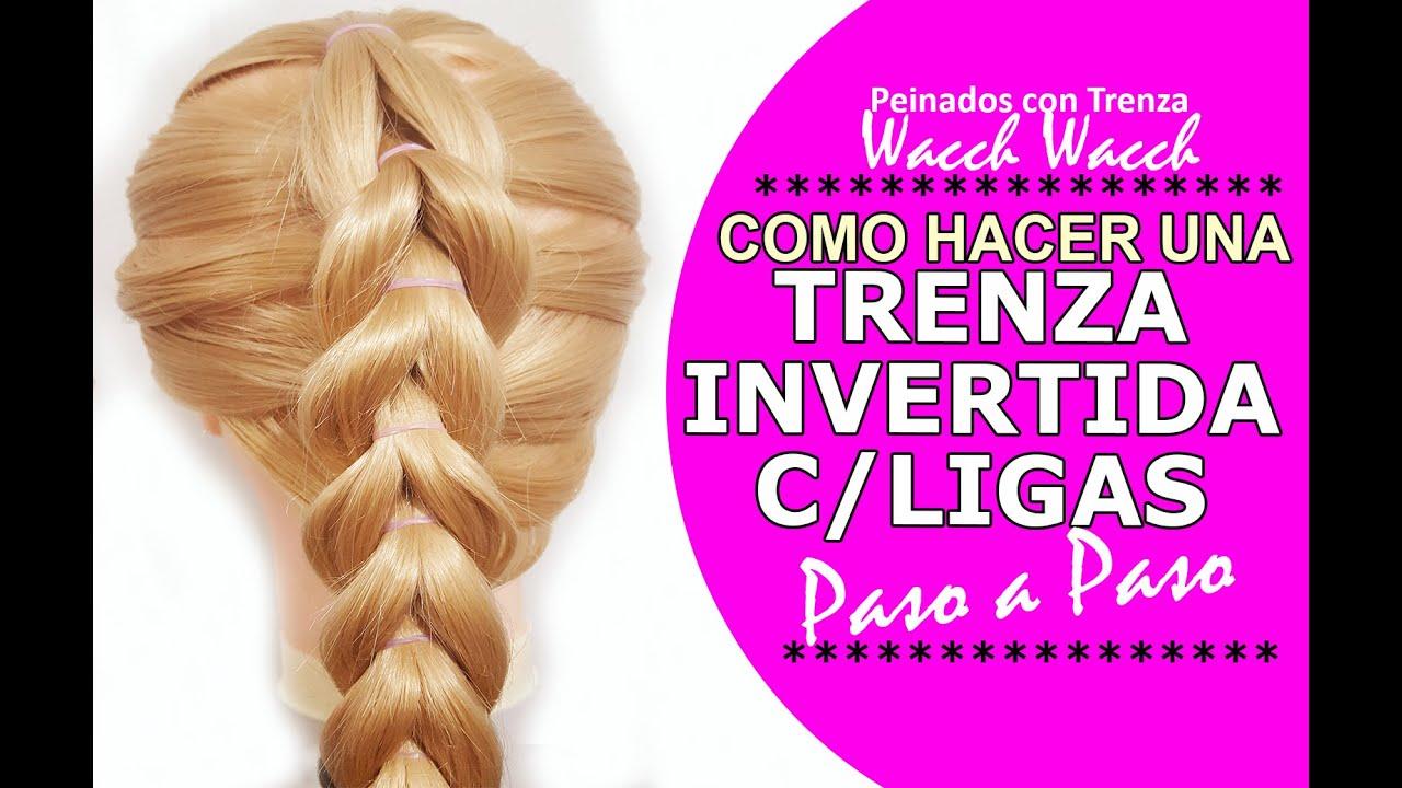 Peinados faciles y rapidos para cabello largo trenzas - Como hacer trenzas sencillas ...