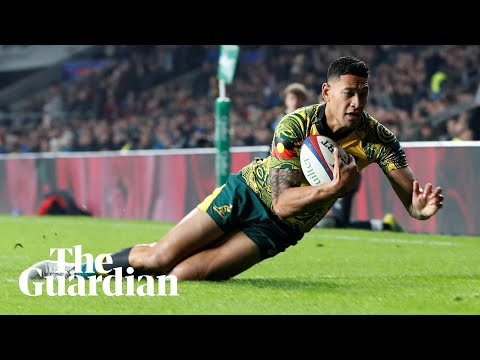 Israel Folau's social media accounts reappear before Rugby Australia court hearing