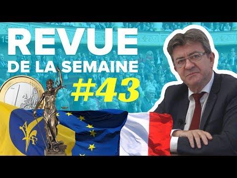 #RDLS43 : EUROPE, BUDGET, TERRORISME, EXTRÊME DROITE, SYNDICALISME