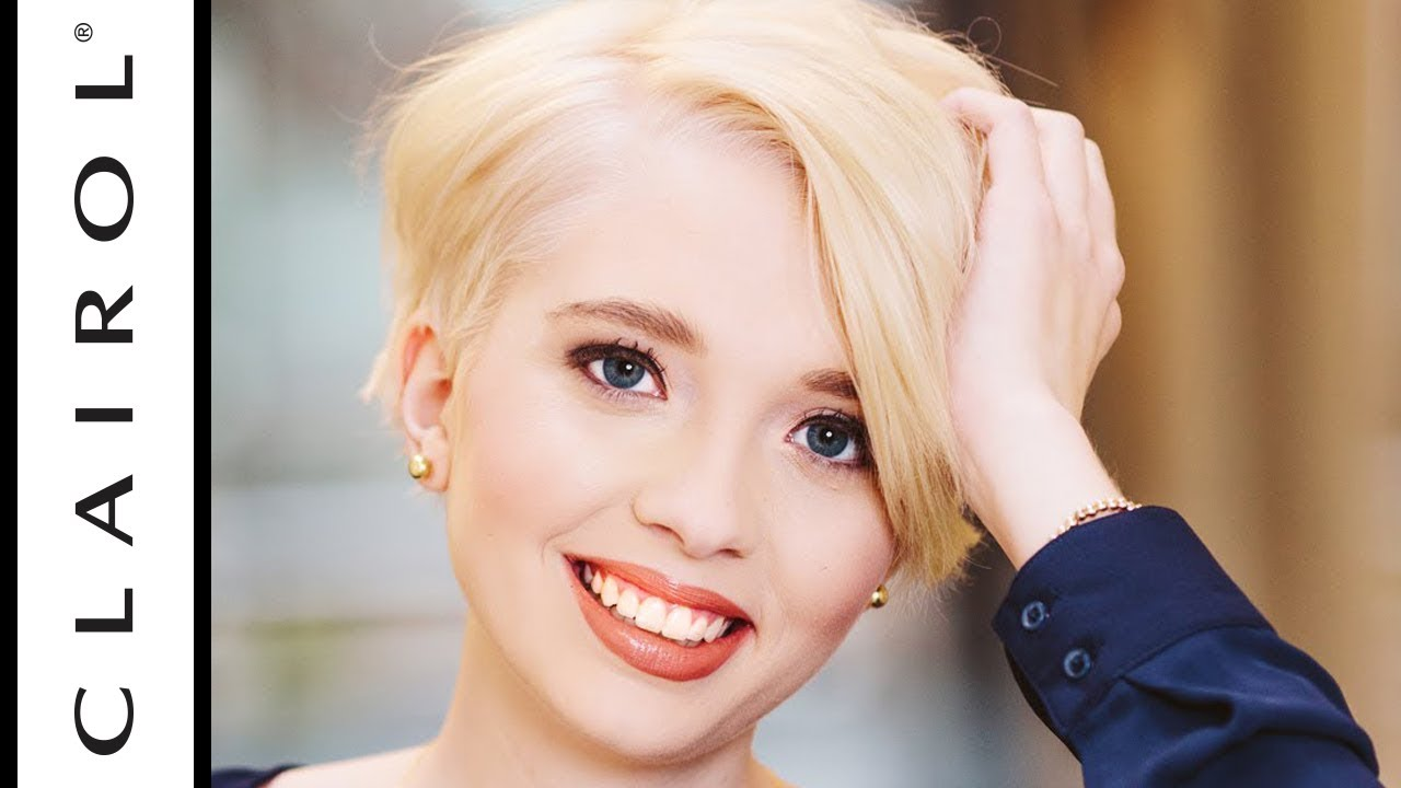 Home Hair Color Tips: How to Dye Your Hair Platinum Blonde ...