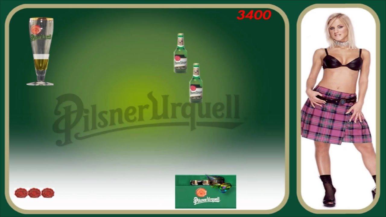 pilsner urquell game photo nu