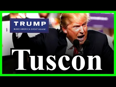LIVE Donald Trump Arizona Tucson Convention Center FULL SPEECH HD 2016 (3-19-16) ✔