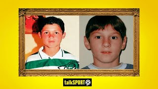 40 Footballers When They Were Kids | Can You Guess Them All?