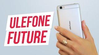 Безрамочный смартфон Ulefone Future. Последний провал производителя? | review | отзывы