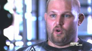 UFC 104: Ben Rothwell not backing down from the tough fights