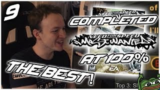 True 100% Rap Sheet Completion Most Wanted | NFS Marathon