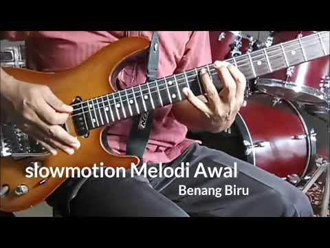 Melodi Awal BENANG BIRU Megi Z || Video Cover Tutorial Melodi Dangdut Termudah