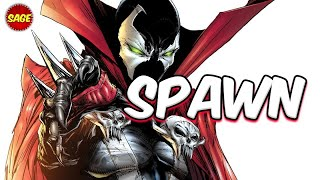 "Who is Image Comics' Spawn? ""Ghost Rider"" meets ""Venom"""