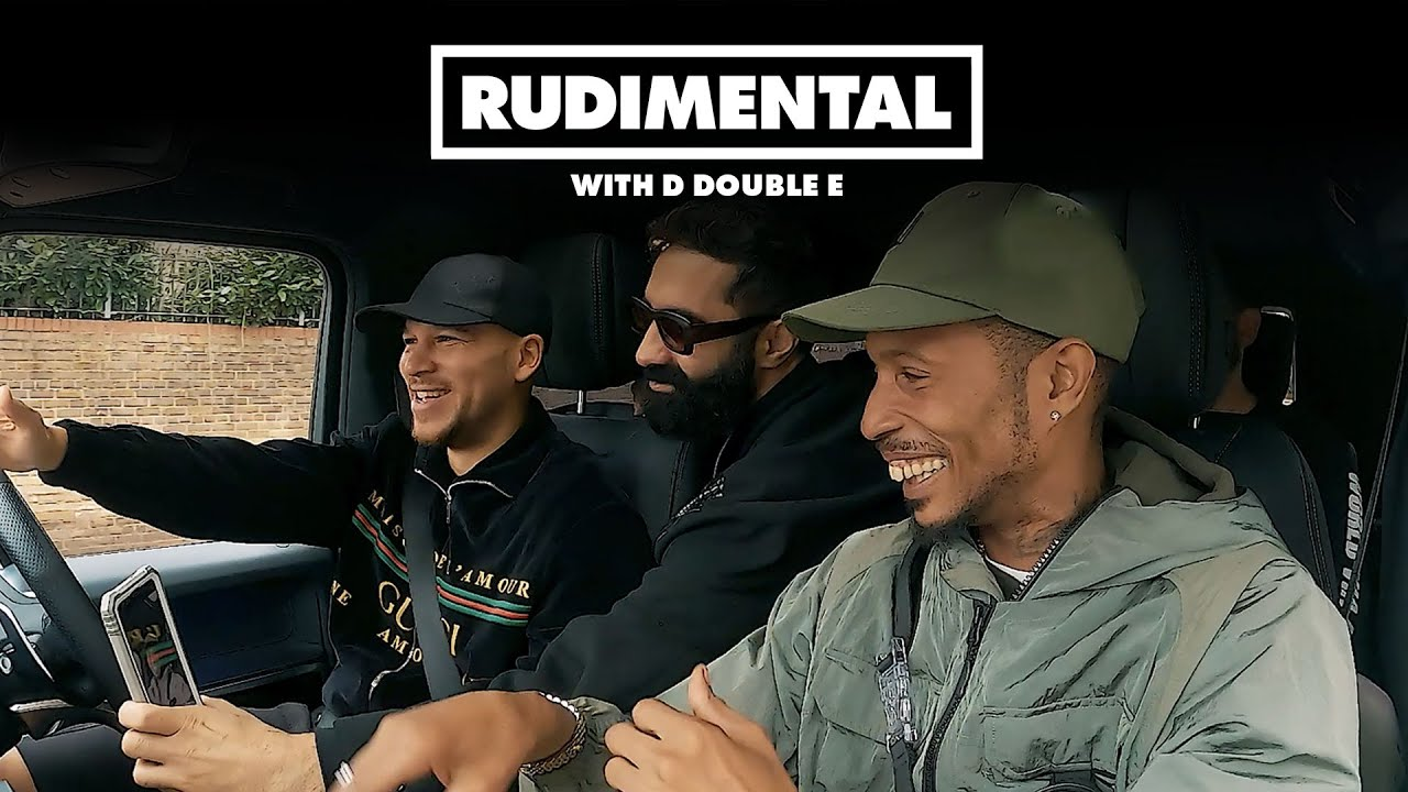 Rudimental with... D Double E | Ground Control