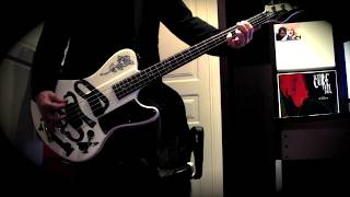 STEP INTO THE LIGHT (Bass cover) - The Cure unreleased song