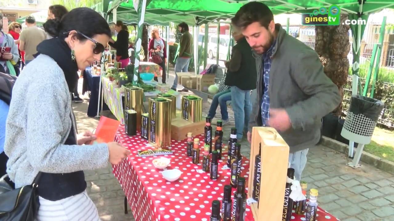 El Mercado AgroEcológico del Aljarafe vuelve este sábado día 20 al Parque de Santa Rosa
