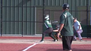 STAYING ON THE DIAMOND BUT MOVING OVER TO EL CERRITO SOFTBALL AS TH...