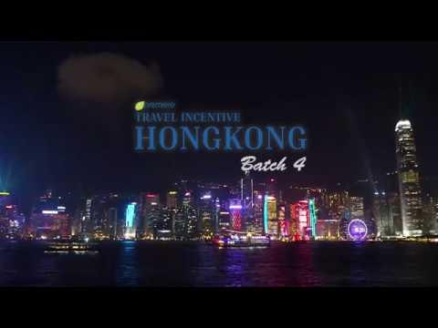 JC Premiere: Hongkong Travel Incentive