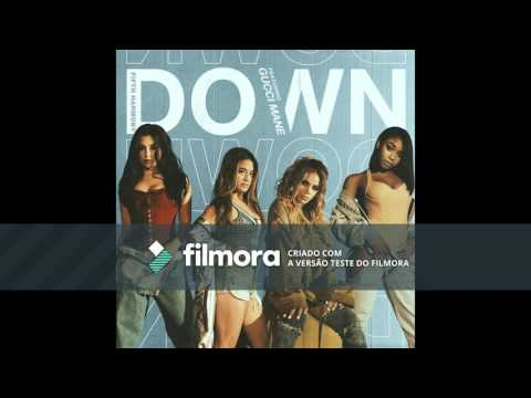 Fifth Harmony - Down Ft. Gucci Mane (Audio)