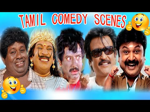 Tamil Comedy Scenes || Vadivelu || Vivek || Santhanam || Senthil Full Comedy Scenes Collection 9