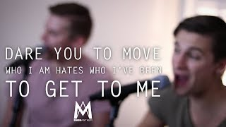 Gambar cover Dare You To Move // Who I Am Hates Who I've Been // To Get To Me    MASS ANTHEM