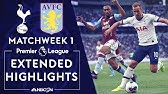 Tottenham v. Aston VillaPREMIER LEAGUE HIGHLIGHTS8/10/19NBC Sports