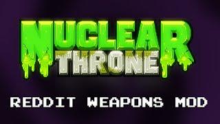 Nuclear Throne - Community Remix Mod