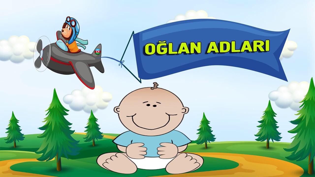 Oglan Adlari Azərbaycan Youtube