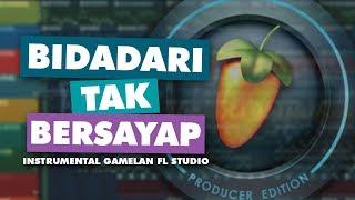 Video ANJI - BIDADARI TAK BERSAYAP   (COVER) Instrumental Gamelan Version FL Studio download MP3, 3GP, MP4, WEBM, AVI, FLV Januari 2018