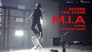Afgan - M.I.A (feat. Jackson Wang) (Behind The Scene)