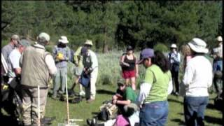 Tim Burton-Erv Cowley Shut Down Filming of their Malheur National Forest MIM Field Trip