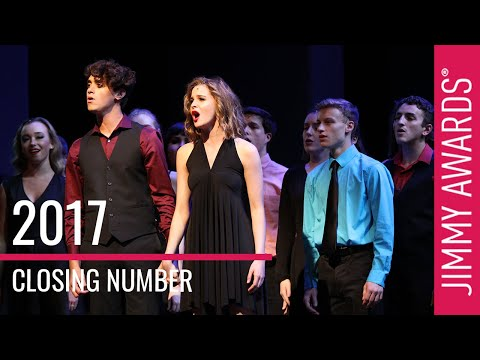 2017 Jimmy Awards Closing Number