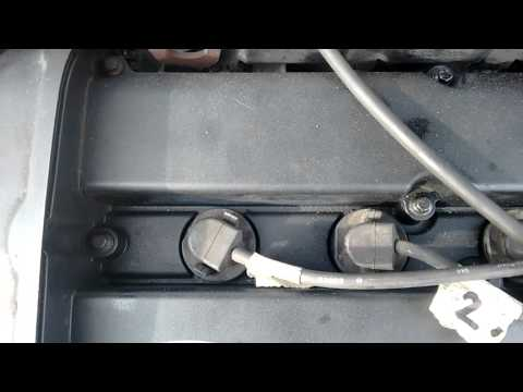 Ford Focus 2.0 Zetec E engine noise