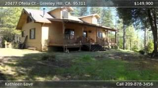 20477 Ofelia Ct GREELEY HILL CA 95311