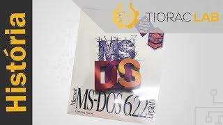 A História do MS-DOS