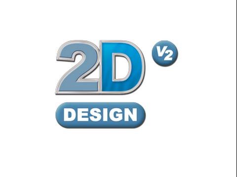 2d Design Basic Tutorial Youtube