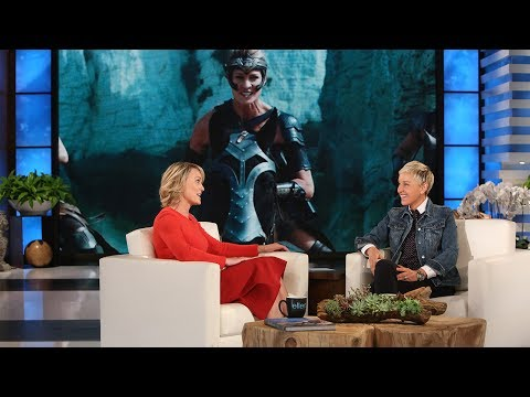 Robin Wright on 'Wonder Woman'