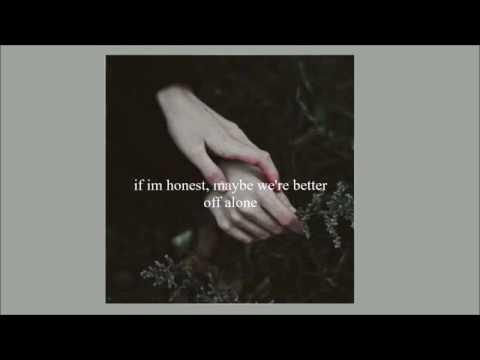 better off // by jeremy zucker (lyrics)