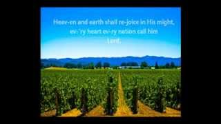 All the ends of the earth by St  Louis Jesuits & Bob Dufford, SJ  (Lord of Light)