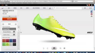 How To Make A Your Own Football Shoe - Nikeid (swedish)