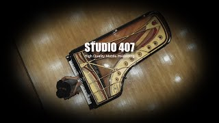STUDIO 407のご紹介です