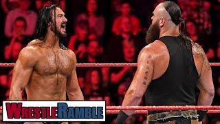 Is Drew McIntyre Getting A BIG Push?! WWE Raw, Oct. 15, 2018 Review | WrestleTalk's WrestleRamble