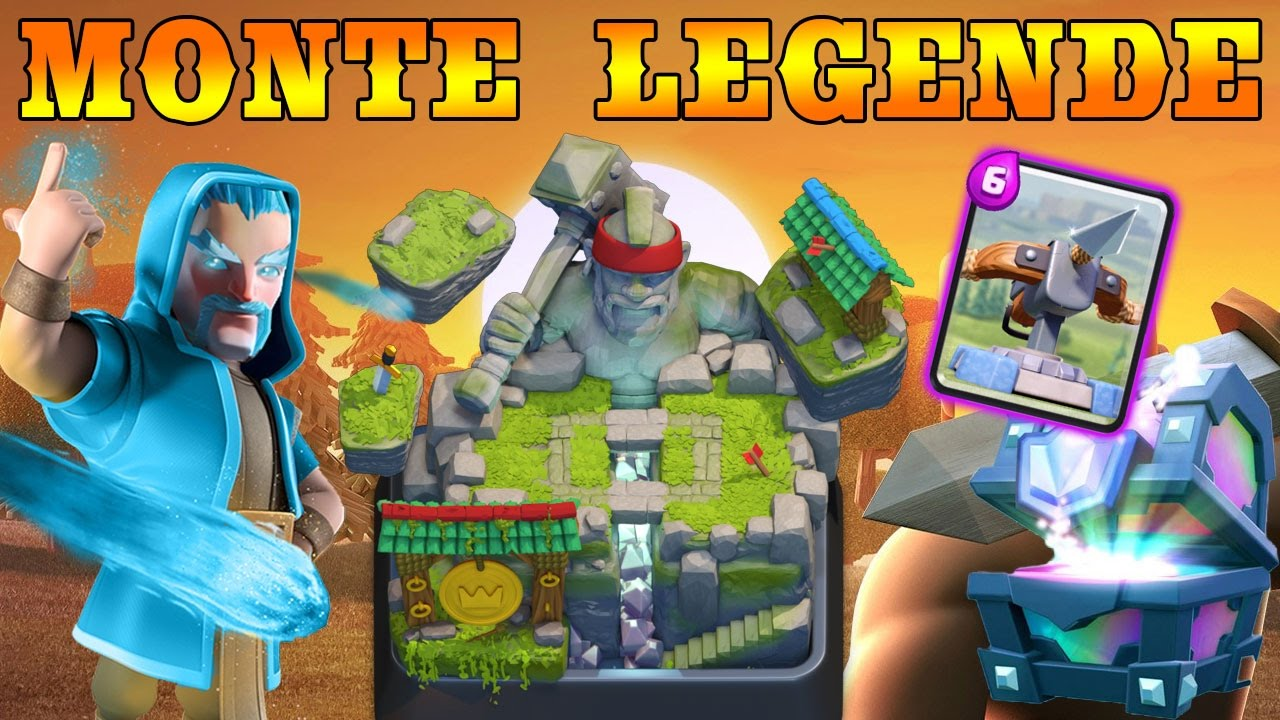 Passe arene legendaire avec un deck arc x divin clash for Deck arc x arene 7