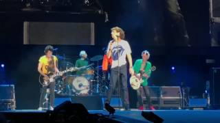 THE ROLLING STONES - Ride Em on Down   Live   Desert Trip   Indio Ca   October 7 2016