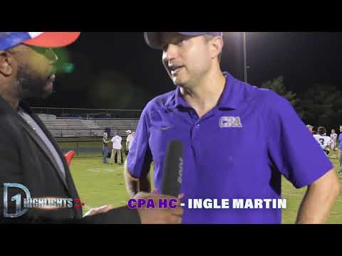 Ingle Martin Post Game Interview