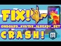 Fix: Crashing after Avatar/Character Creation! in Pokémon Go - Samsung Galaxy Tabs & Huawei Devices