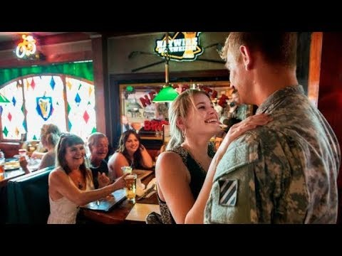 Modesto Army Medic Surprises Girlfriend With Return From Duty